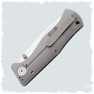 Boker Epicenter with Blade Closed