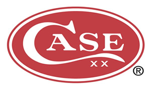 Case logo, maker of traditional style pocket knives