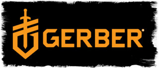Gerber Knives logo, survival and folding knives