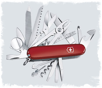 SwissChamp: Review of the Best Swiss Army Knife